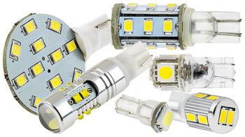 Exceptionnel Miniature Wedge Base LED Bulbs T3,T5,T8,T10,T15,