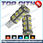 Newest Topcity T10 18SMD 5050 18LM Cold white - T10 LED