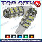 Newest Topcity T10 26SMD 3528 7LM Cold white - T10 LED