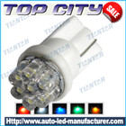 Newest Topcity T10 7LED 7LM Cold white - T10 LED
