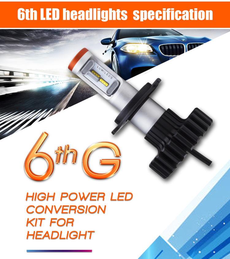 Topcity G6 philips led headlight on market-car led, auto led Manufacturer, Supplier, Exporter, Factory-
