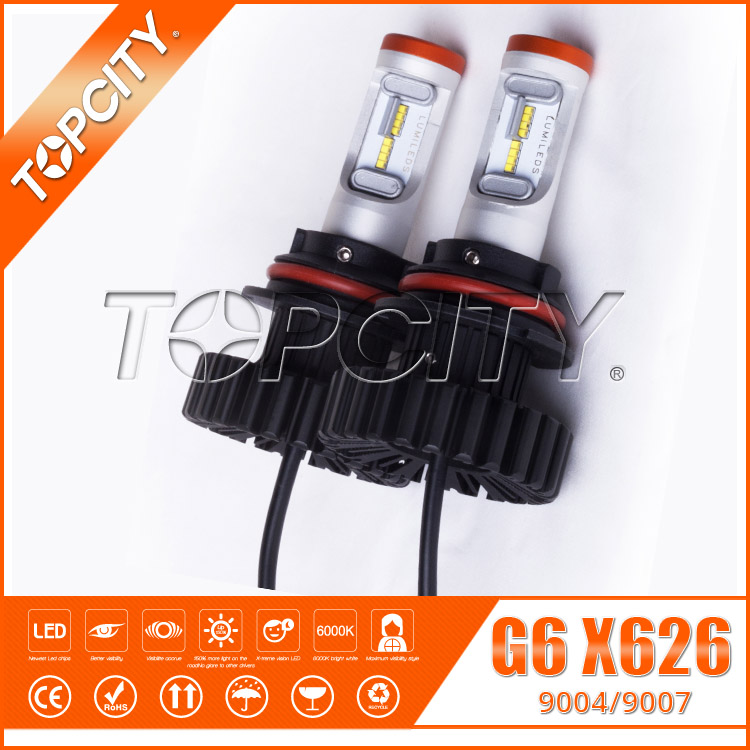 G6 Philips 9004/9007-3 HI/LO 160W led headlight,auto led headlight,auto led headlamp,auto led head bulb,car led headlight,car led headlamp,Fog Light- auto led headlight,car led headlight Manufacturer,supplier