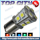 Topcity Newest Euro Error Free Canbus Festoon 1156 14SMD 5050 Canbus 18LM Cold white - Canbus LED