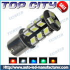 Topcity Newest Euro Error Free Canbus Festoon 1156 27SMD 5050 Canbus 18LM Cold white - Canbus LED