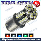 Topcity Newest Euro Error Free Canbus Festoon 1156 44SMD 3528 Canbus 18LM Cold white - Canbus LED