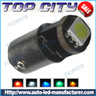 Topcity Newest Euro Error Free Canbus BA9S 1SMD 5050 Canbus 18LM Cold white - Canbus led
