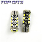 Topcity Newest Euro Error Free Canbus T10 18SMD 3528 Canbus 7LM Cold white - Canbus led