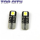 Topcity Newest Euro Error Free Canbus T10 2SMD 5050 Canbus 23LM Cold white - Canbus led