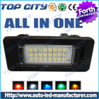 Audi,VW Error Free LED License Lights : TT-License-Light-001