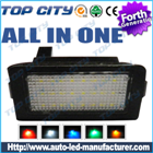 BMW E38 Error Free LED License Lights : TT-License-Light-002