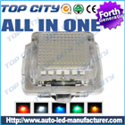 Mercedes-Benz W204 W204 5D W212 W216 W221 Error Free LED License Lights : TT-License-Light-003