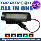 GOLF,VW Error Free LED License Lights : TT-License-Light-004