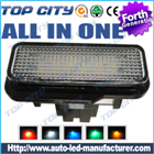 Benz W203 5D W211 W219 Error Free LED License Lights : TT-License-Light-007