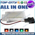 AUDI VW Error Free LED License Lights : TT-License-Light-008