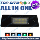 BMW Error Free LED License Lights : TT-License-Light-009