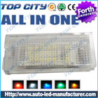 BMW E46 4D(98-03) Error Free LED License Lights : TT-License-Light-010